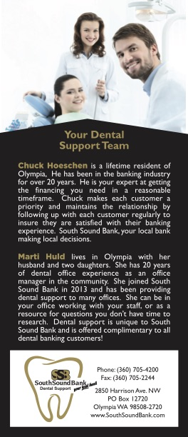 hicker dental equipment financing through south sound bank